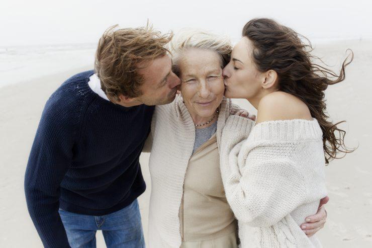 Алименты на содержание родителей