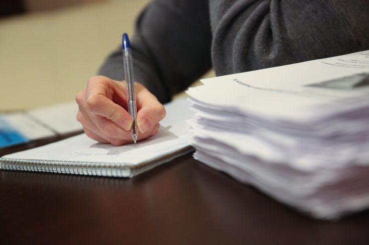 Перечень документов для получения алиментов