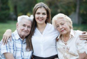 Как взыскать алименты с родителей мужа