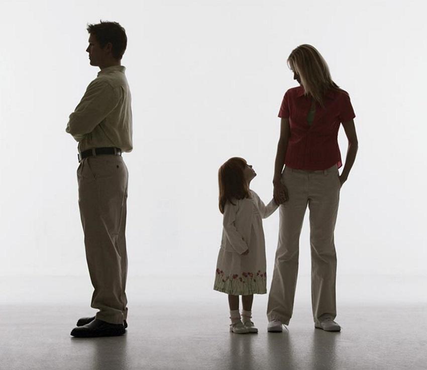 Как развестись и подать на алименты