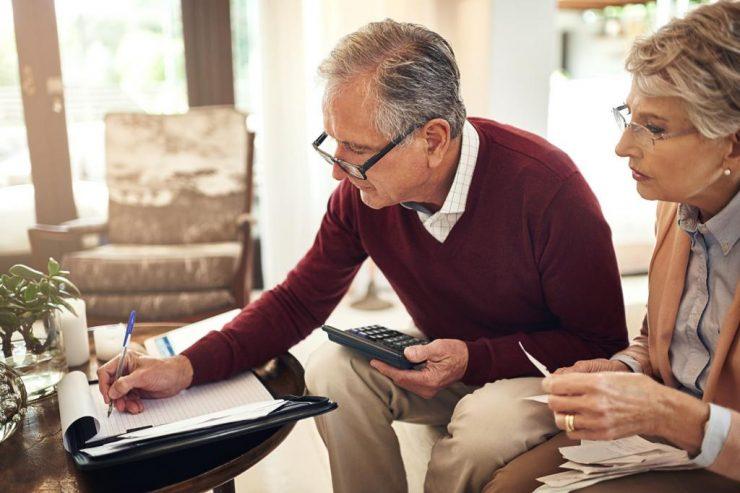 алименты с пенсии по старости